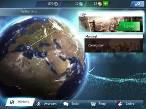Assassin's Creed: Identity arriva su iPad un nuovo capitolo