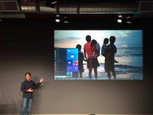 Microsoft annuncia Windows 10, torna il pulsante Start