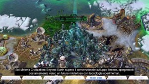 Civilization: Beyond Earth, il gameplay si mostra in un lungo video inedito