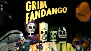 Grim Fandando Remastered, Double Fine illustra le novità su grafica, controlli e colonna sonora
