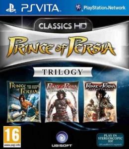 Prince of Persia, la trilogia avvistata su PlayStation Vita