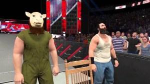 WWE 2K15 ed il trailer Wyatt Entrance