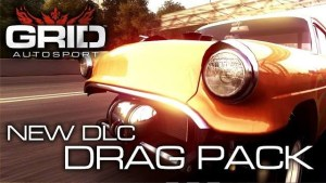 GRID Autosport, trailer sul Drag Pack Espansion, trailer