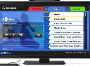 Super Smash Bros. Wii U vanta una colonna sonora con oltre 400 brani