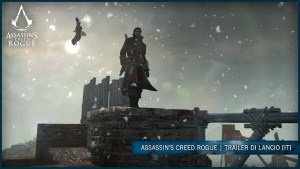 Assassin's Creed Rogue, trailer di lancio