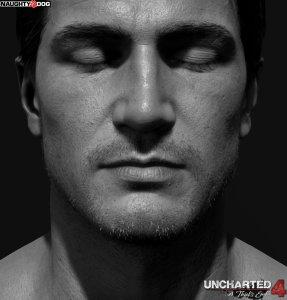 Uncharted 4, artista di Naughty Dog realizza immagini di Nathan Drake