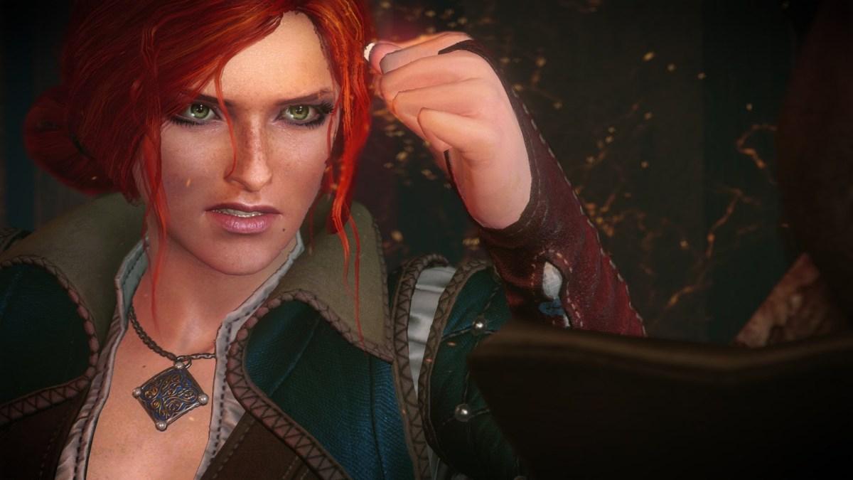 """The Witcher 3, girate 16 ore di scene calde con """"modelli in 3d""""; niente downgrade grafico"""