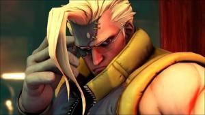 Street Fighter V, trailer per Charlie Nash