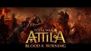 Total War: Attila, trailer (violentissimo) per il dlc Blood & Burning