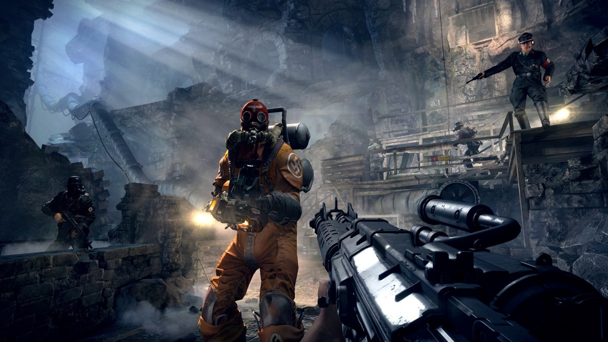 Bethesda presenta Wolfenstein: The Old Blood con trailer ed immagini