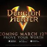 Dungeon Hunter V debutta la settimana prossima