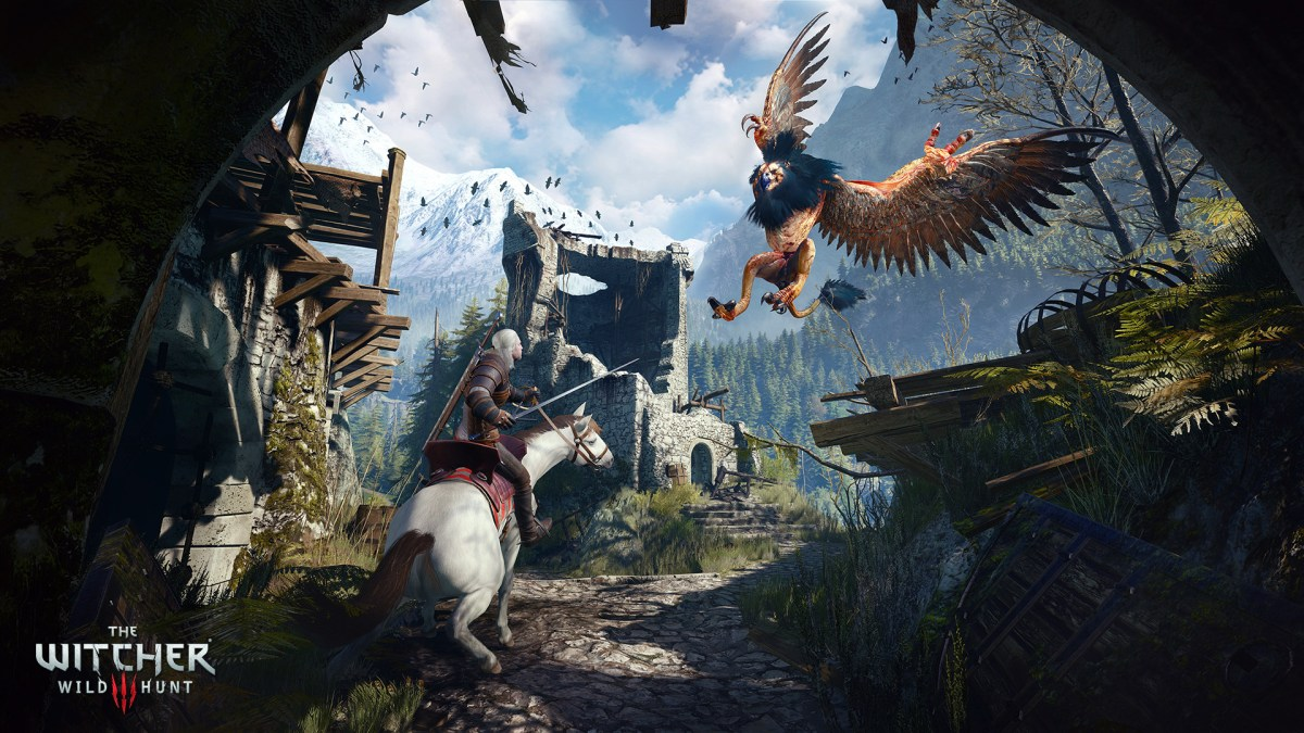 The Witcher 3: Wild Hunt, la speedrun degli sviluppatori è durata 25 ore