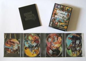 Sette dvd per la versione Pc di Grand Theft Auto V?