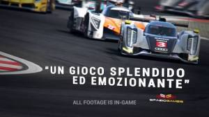 Project CARS ecco il video On Top of the World