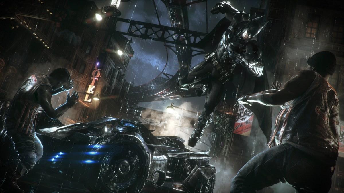Batman: Arkham Knight, le versioni SteamOS, Mac e Linux rinviate in autunno