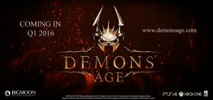 Bigmoon Entertainment annuncia Demons Age per Pc, PlayStation 4 ed Xbox One