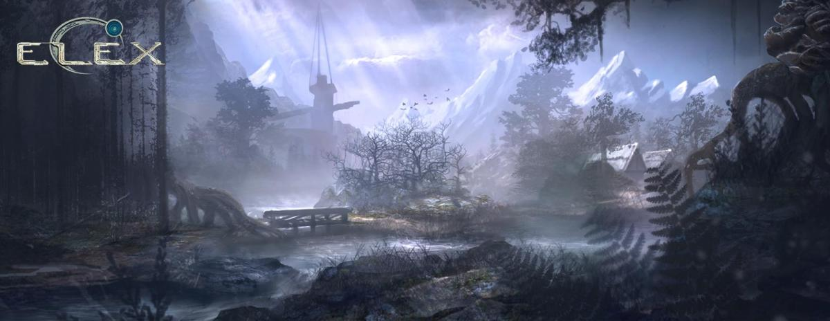 Nordic Games e Piranha Bytes annunciano Elex, nuovo gdr open world per Pc, PS4 ed One
