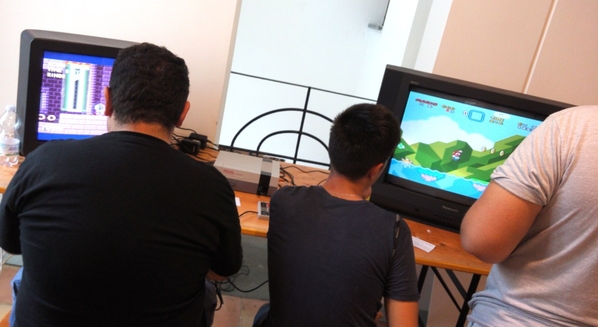 Salerno in Fantasy 2015, il retrogaming è sempre protagonista, dettagli e gallery