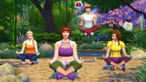 The Sims 4, dettagli ed immagini per Un Giorno alla Spa