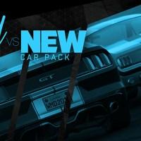 "Project CARS, nuovo pacchetto auto ""Old vs News"""