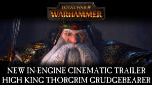 Total War: Warhammer, trailer su Nani e battaglie sotterranee