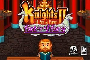 """Knights of Pen & Paper 2, c'è la nuova espansione """"First of +1 Fury"""""""