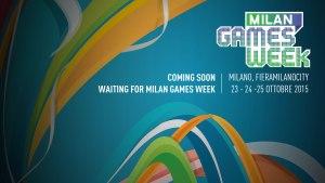 Milan Games Week 2015, ecco le anteprime alla fiera