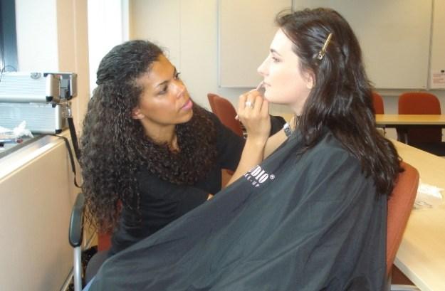 Make up voor videoproducties
