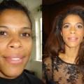 Make-up voor fotoshoot