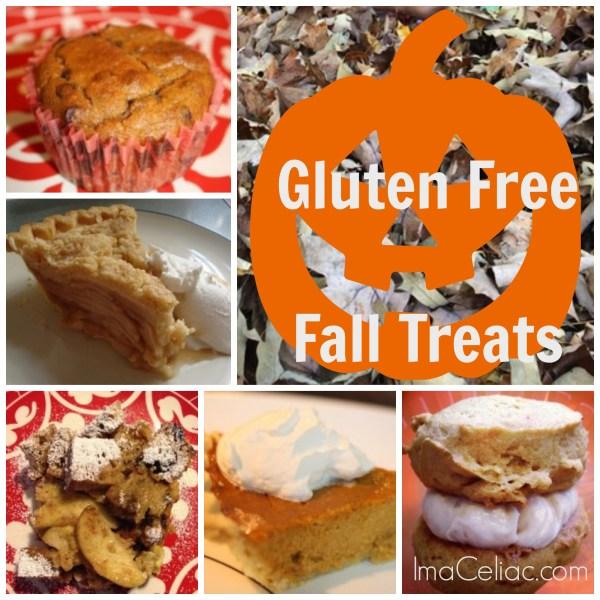 Gluten Free Fall Treats | ImaCeliac.com