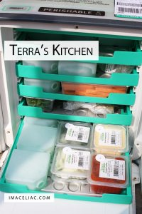 Terras Kitchen Meal Kits - I'm A Celiac
