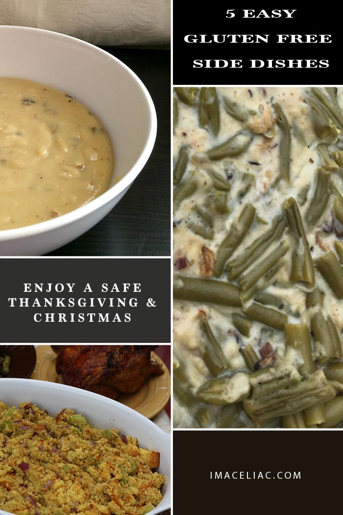 5 Easy Gluten Free Holiday Side Dishes