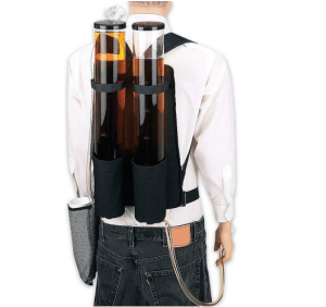 Dual Beverage Backpack