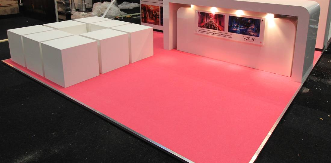 Exhibition Flooring The Image Group Manchester