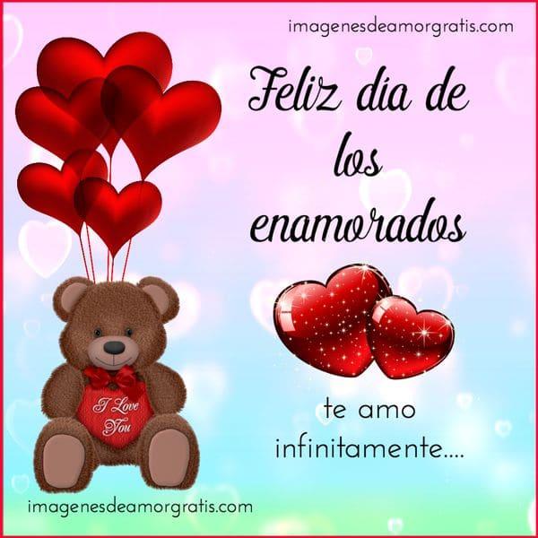 Imágenes para el 14 de Febrero, San Valentín día de los enamorados