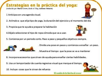 Estrategias Yoga