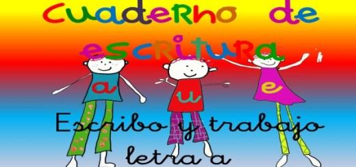 Metodo Lectoescritura Imagenes Educativas Letra a portada