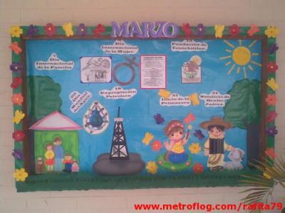 Colecci n con m s de 50 ideas peri dico mural y for Estructura de un periodico mural escolar