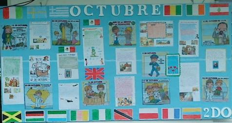 Periodico mural octubre 19 imagenes educativas for Concepto de periodico mural