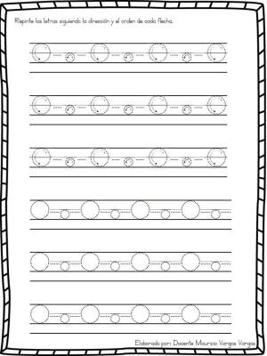 librito para practicar y repasar las vocales imagenes educativas. Black Bedroom Furniture Sets. Home Design Ideas
