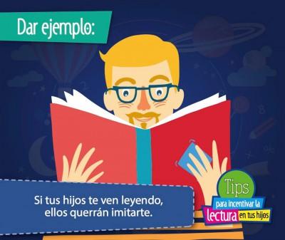 TIPS para incentivar la lectura en tus hijos e hijas (7)
