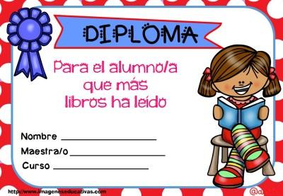 Diplomas FIN DE CURSO para premiar actitud y las capacidades (4)