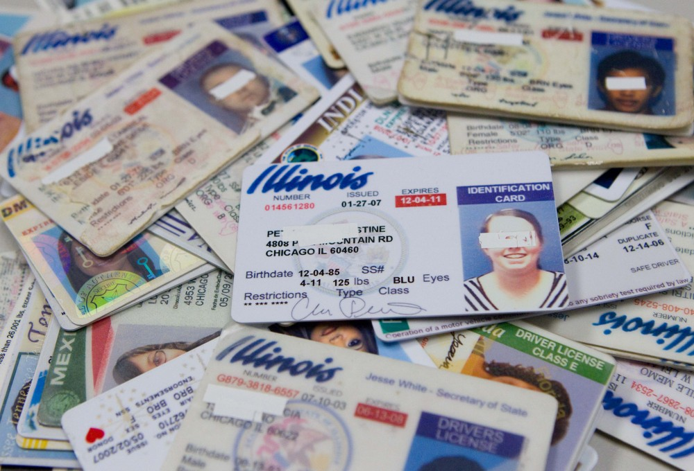 A brief on how to create your own readable Fake ID card \u2013 Images