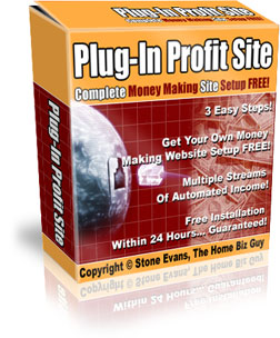 A Good Web Site Is a Web Site That Works! A Good Web Site Is a Web Site That Works! pluginprofitsite box