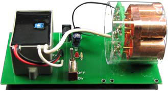Force Diagram Ion Engine High Voltage Power Supplies And Kits