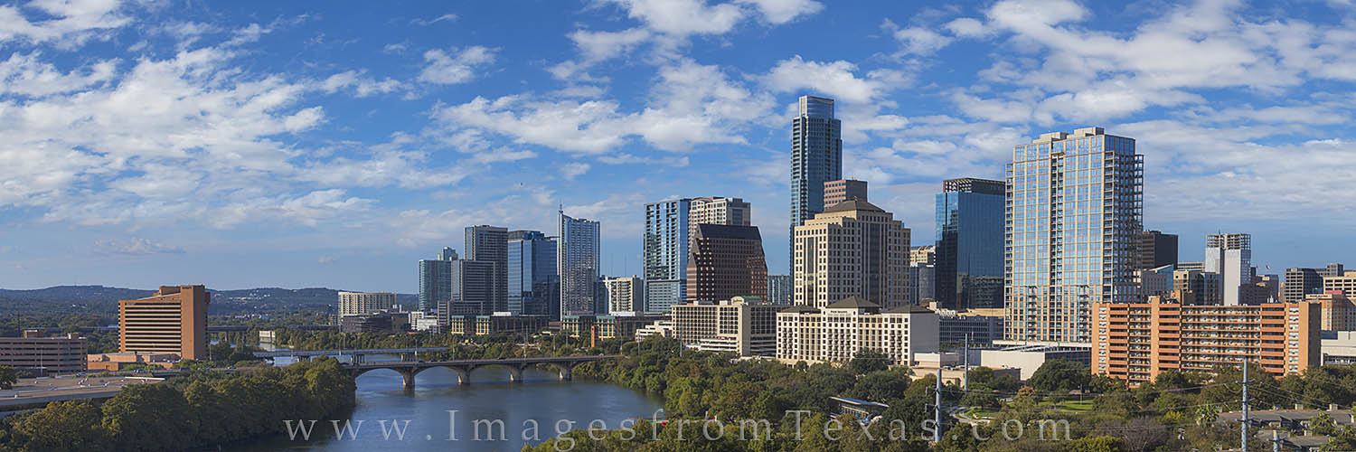 Panoramic Wallpaper Fall Austin Texas Skyline Afternoon 1 Austin Texas Images