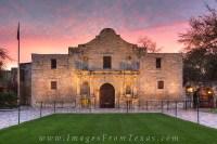 San Antonio Skyline, Alamo, and Riverwalk Images and ...