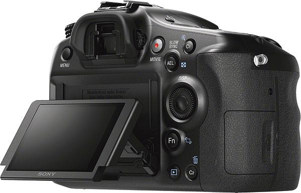 Sony SLT A68, una reflex a specchio semitrasparente