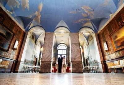 Fotografo matrimonio a Palazzo Chigi, Ariccia