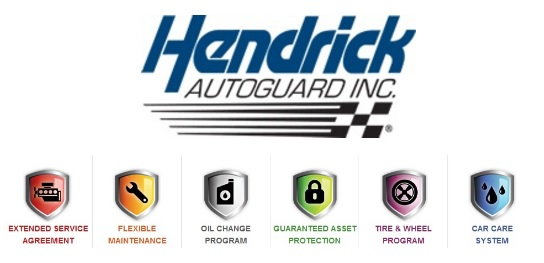 Hendrick Autoguard Extended Vehicle Service Contract